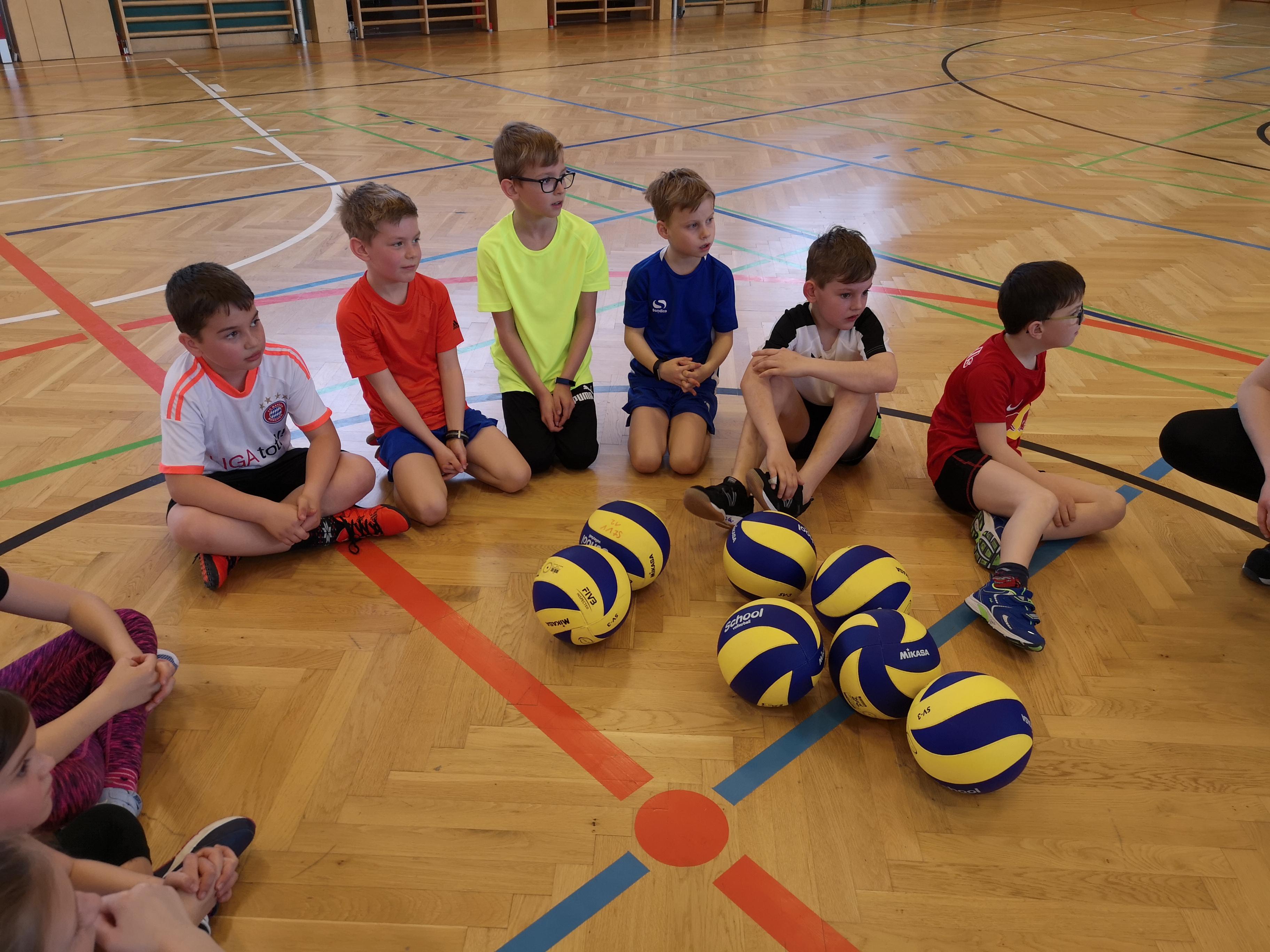 Fohnsdorfer Ballsporttag