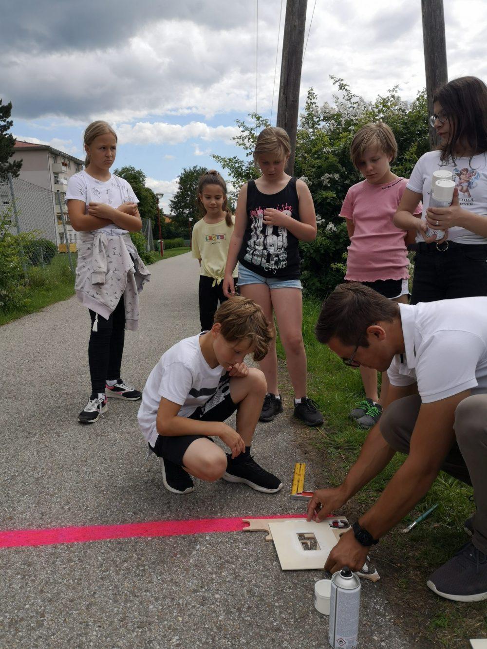 "Projekt ""Straße der Maße"""