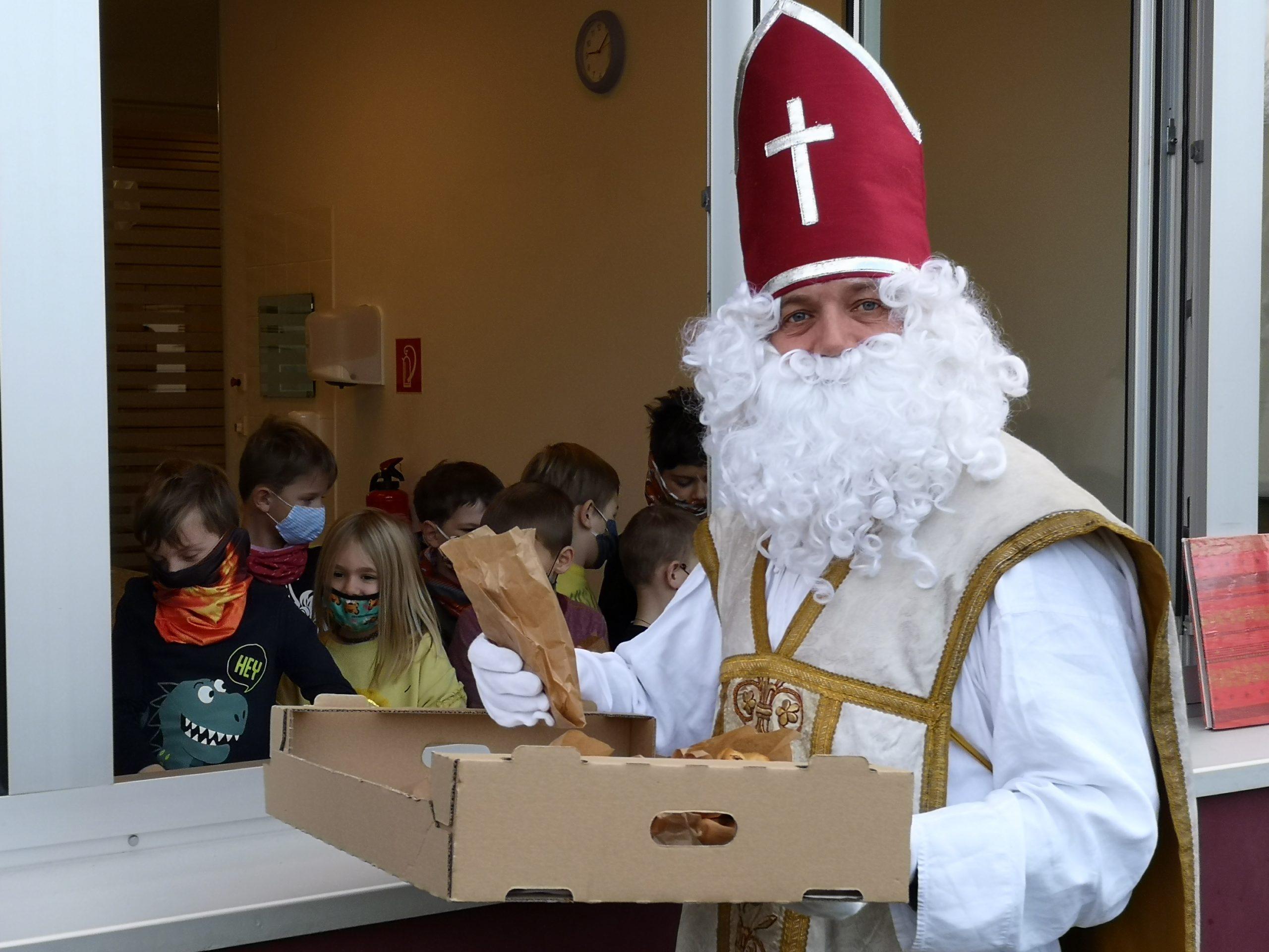 Der Nikolaus ist da!