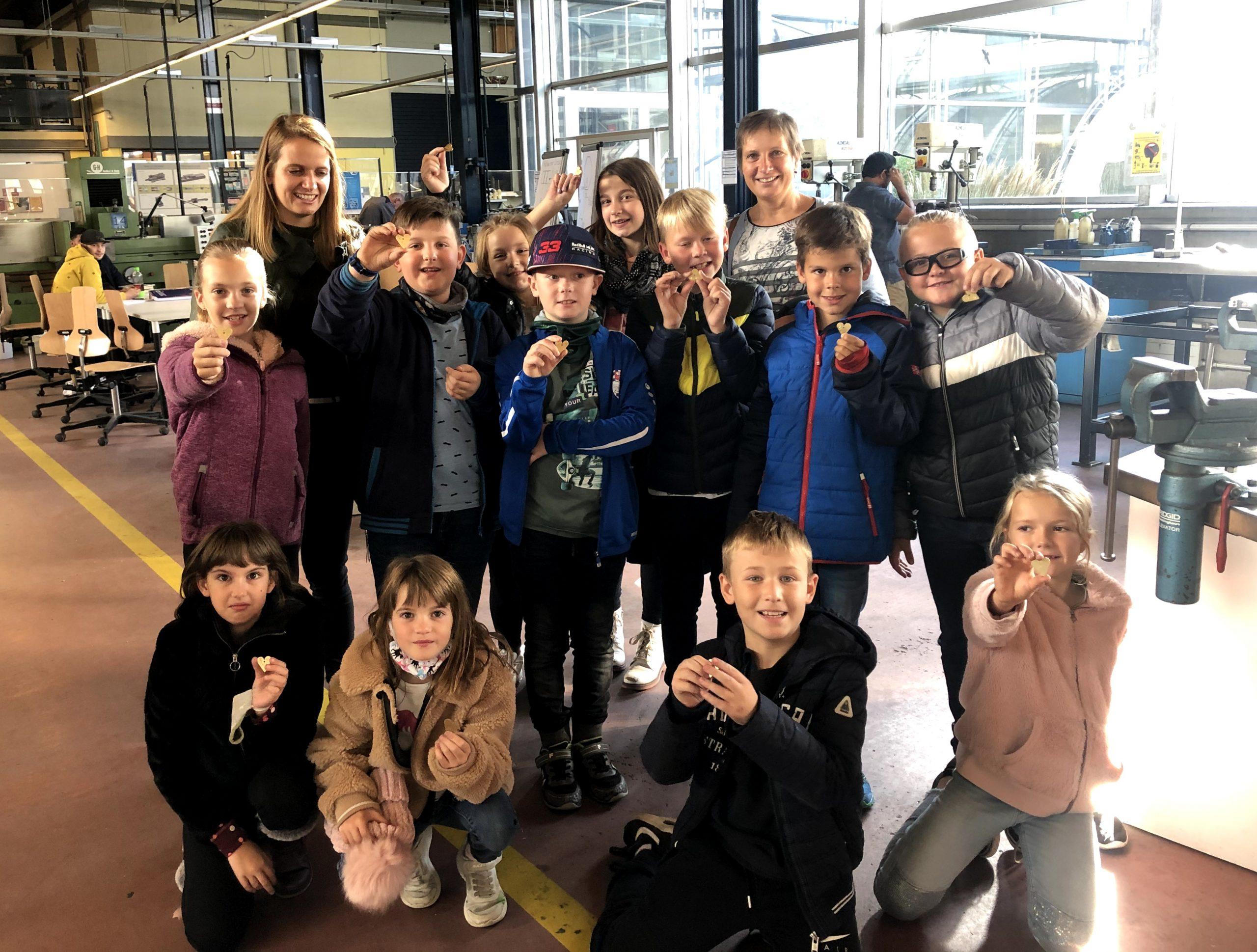 Zu Besuch im Schulungszentrum Fohnsdorf